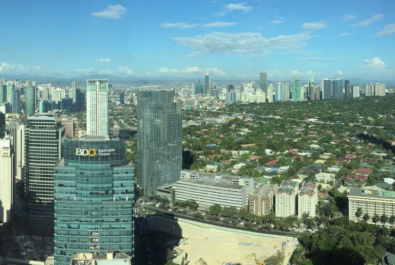 Makati Business District, Philippines
